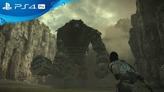 Трейлер Shadow of the Colossus