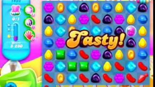 Candy Crush Soda Saga Level 1432 - NO BOOSTERS ***