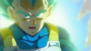 Black Goku se transforma en Super Saiyajin Rose Español Latino dragon ball super