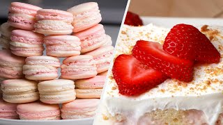 5 Strawberry Recipes To Make Date Night Extra Special • Tasty