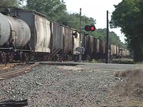 Railfanning Lacoochee & Haines City