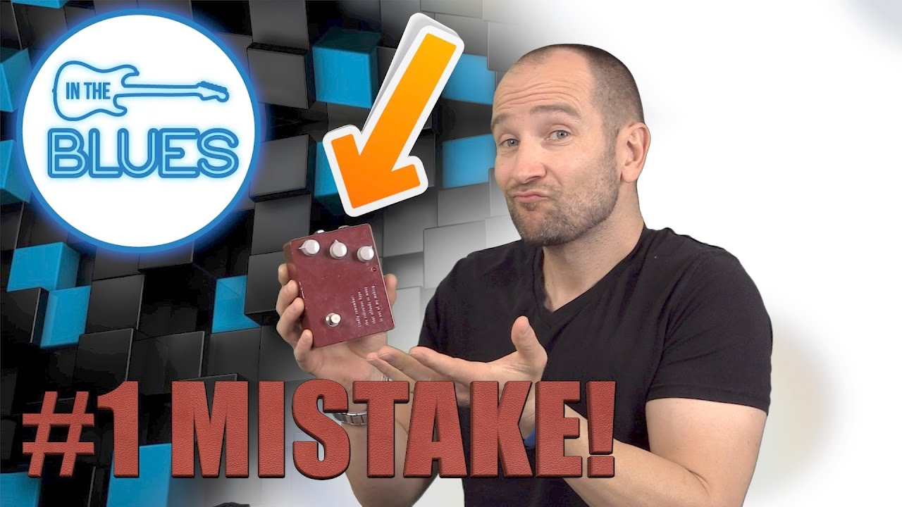 The 1 Most Common Overdrive Pedal Mistake Youtube Is It Ok To Put A Solid State Through Valve Amp Geekchat