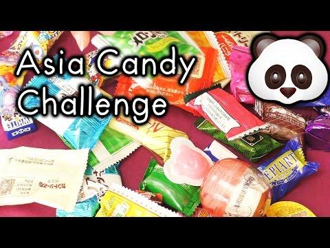 ASIA CANDY CHALLENGE | Eva & Kathi testen japanische Süßigkeiten | LECKER oder WIDERLICH?!