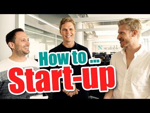 Erfolg als Unternehmer – Erik Podzuweit über Scalable Capital// Mission Money