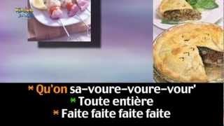 """La Tourtière """"la Bottine Souriante"""""""
