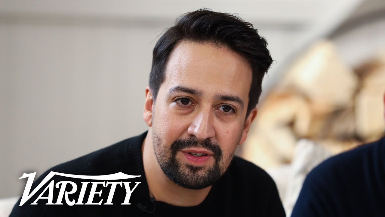Lin Manuel Miranda Reveals Hamilton Movie Details Youtube