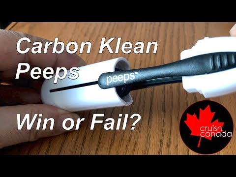 Peeps Carbon Klean Glasses Cleaner - Do They Work?