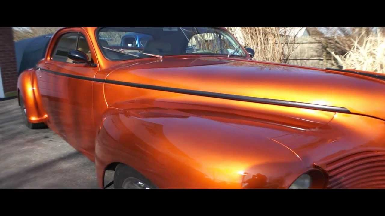 Review of a 1941 dodge 3 window businessman coupe luxury for 1941 chrysler royal 3 window coupe