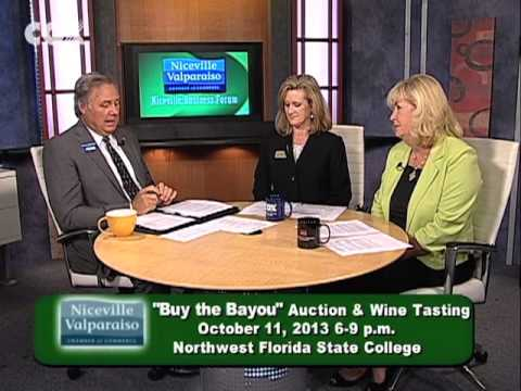 Buy the Bayou Auction & Wine Tasting