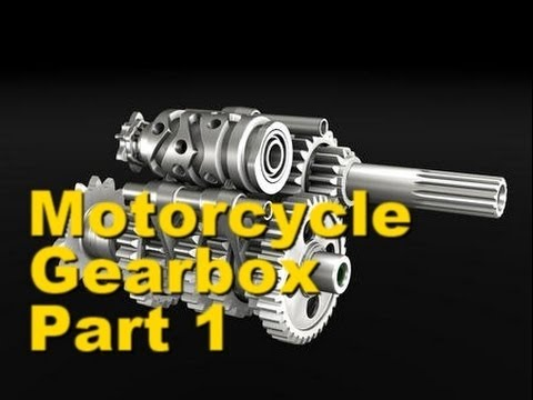 how a motorcycle gearbox works part 1 youtubehow a motorcycle gearbox works part 1