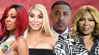 Tamar Braxton BETRAYED her MOM by Sleeping with Married Man, Mona Scott, Mama June, Marcus Houston.