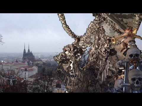 Backpacking Europe 2014 (5/7): Brno & Kutná Hora, Czech Republic