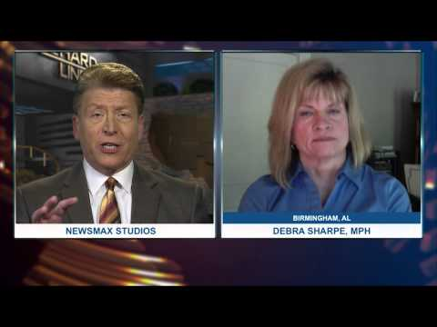 The Hard Line | Debra Sharpe discusses live Anthrax mistakenly sent to nine states