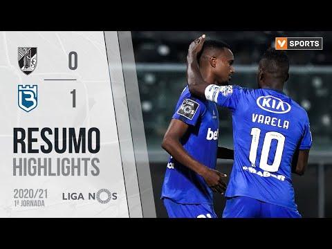 Guimaraes Belenenses Goals And Highlights