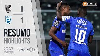 Highlights   Resumo: Vitória SC 0-1 Belenenses (Liga 20/21 #1)