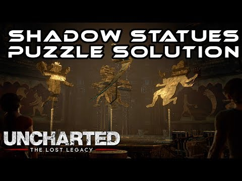 uncharted lost legacy shadow puzzle