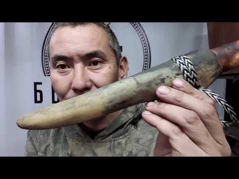 Якутские ножи от Бырдыка