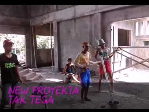 Video gokil. NEW PROYEKTA FEAT PALAPA. TAK TEGA