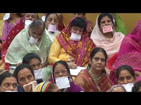11 दिवसीय आत्म  ध्यान साधना शिविर   ध्यान शतक प्रवचन   22- 10-  2017 भाग- 2