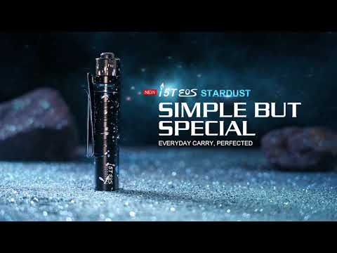 Senter Olight i5T EOS Stardust Flashlight LED