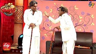 Chammak Chandra Performance | Best of Extra Jabardasth | 24th September 2021   | ETV Telugu