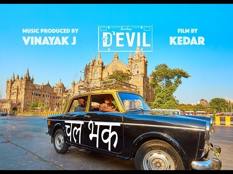 D'evil - 'Chal Bhak' | Hindi rap | Official Music Video