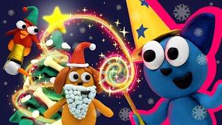 Что такое Рождество Рождество 2019 Dogger WonderPuss Рождественские мультфильмы для детей
