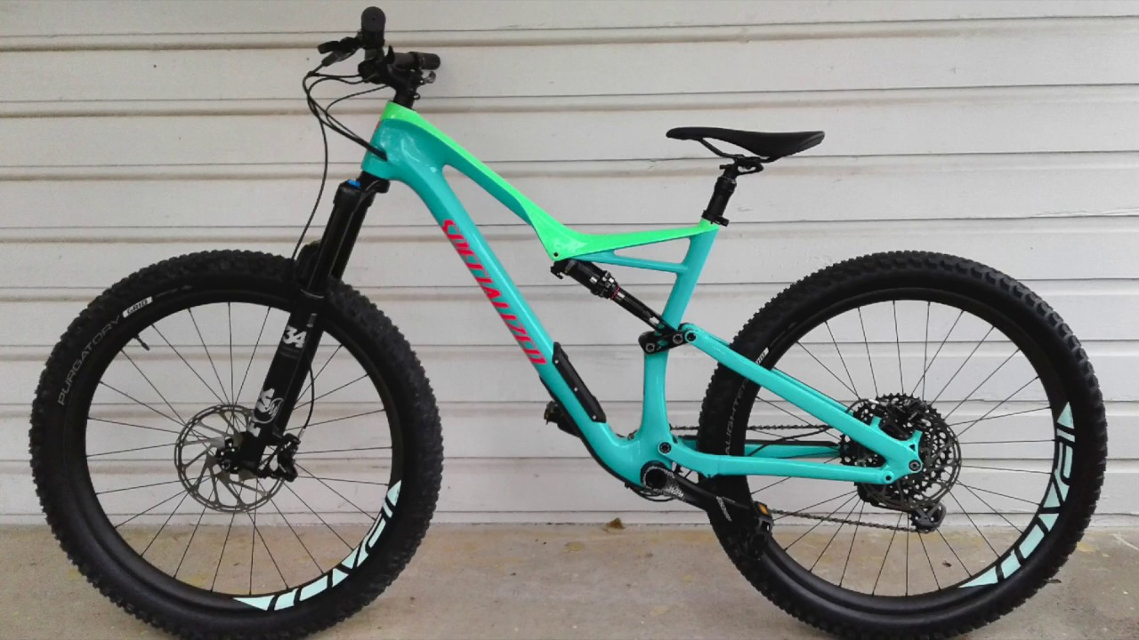 2018 Specialized Stumpjumper [maybe best bang for the buck]