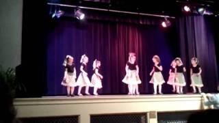 Waltzing Matilda Studio  Forte dance recital 5/6/2011