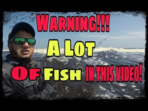 ZLF Fishing Madness In Angola! Angola Part 3