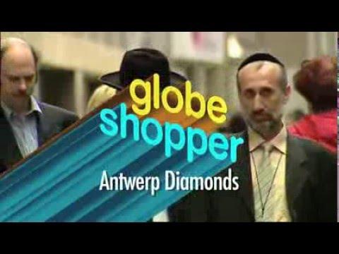 Globe Shopper: Antwerp Diamonds