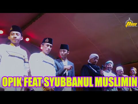 Syubbanul Muslimin - New Alhamdulillah Opick Feat Syubbanul Muslimin