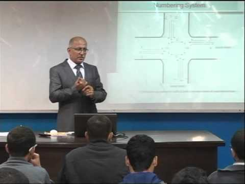 Lecture 34: Road Intersection Design -4