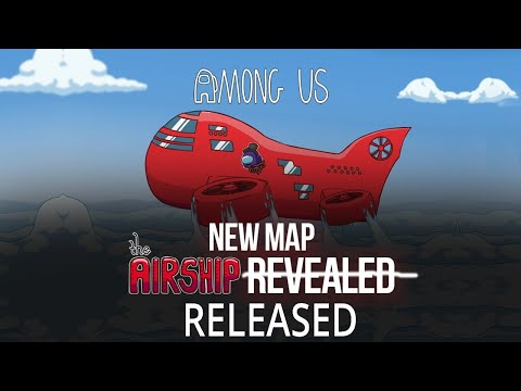 Among Us Live Airship New Map Live - Nintendo Switch (Playing With Viewers)