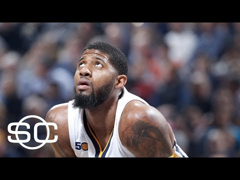 Thunder Acquire Paul George In Trade With Pacers | SportsCenter | ESPN