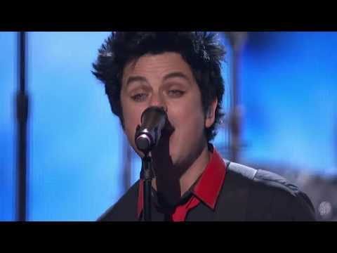 Green Day - Bang Bang Live from the 2016 American Music Awards