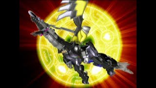 Mystic Titans Dragon Formation First Zord Fight | Power Rangers Mystic Force