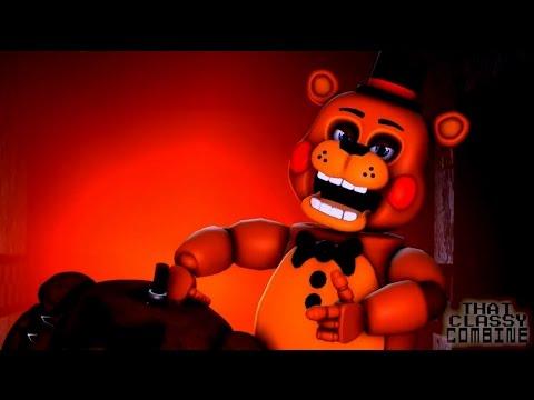 "FNAF - Five Nights At Freddy's ""Five More Nights"" - Точка Z - Песня Мишки"