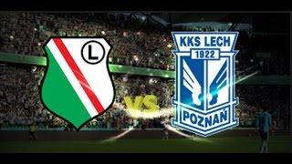 Legia Warszawa - Lech Poznań (2-1)skrót meczu 22/10/2016 HIT KOLEJKI