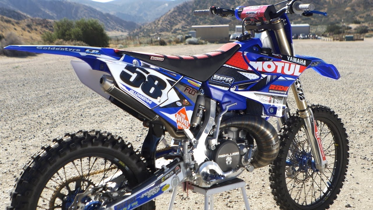Project Bpr Yamaha Yz250 2 Stroke Dirt Bike Magazine
