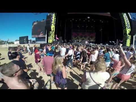 Future Music Festival Australia  Melbourne 2014