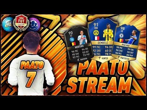 BUNDESLIGA SBC-PACK OPENING + TOTS WALKOUT | FIFA 17 LIVE | PaatoFIFA