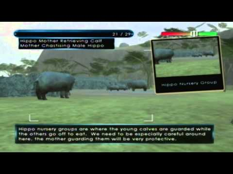 Wild Earth: African Safari Review (Wii)