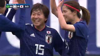 Nadeshiko Japan 2019 - Goals