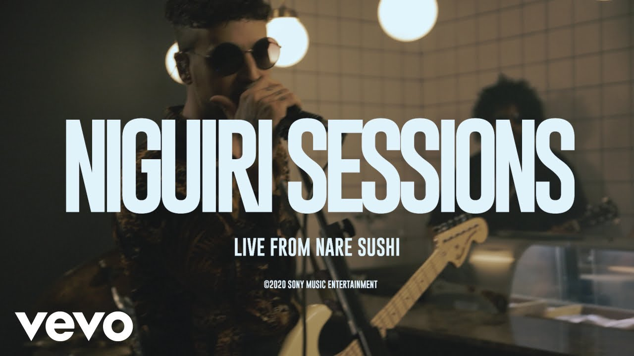 Dante Spinetta - Niguiri Sessions - Part I (Official Video) - YouTube