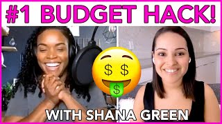 One Change To Dramatically Improve Your Budget with @The Wealth Vibe - Shana Green | Mind Your Money