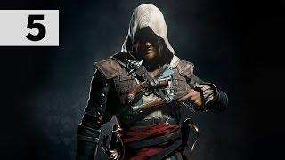 Прохождение Assassin's Creed 4: Black Flag (Чёрный флаг) — Часть 5: Господин Уолпол