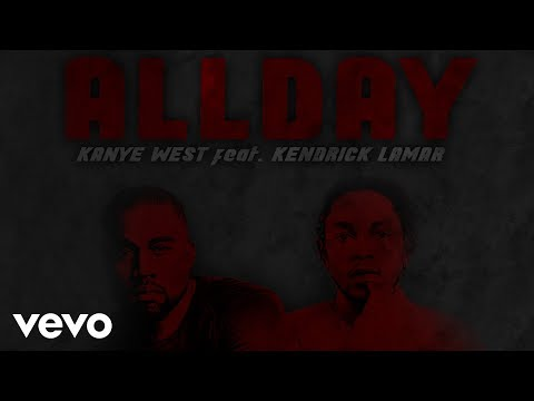 Music video Kanye West - All Day