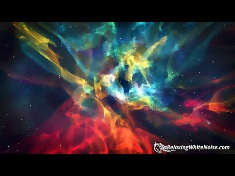 Cosmic White Noise for Sleeping or Studying | 10 Hours