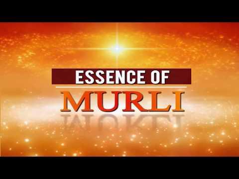Essence Of Murli 13-07-2018